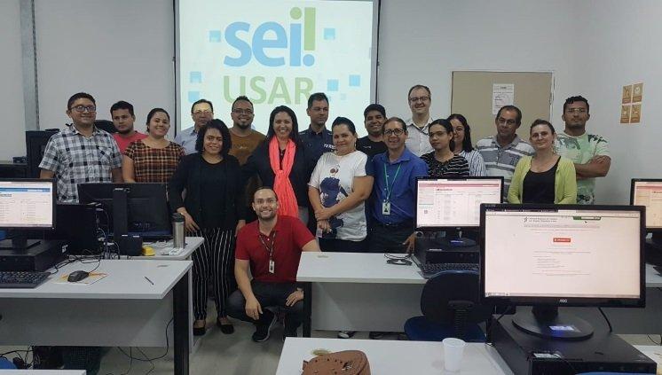 Comissão SEI/UFAM capacita penúltima turma de 2019