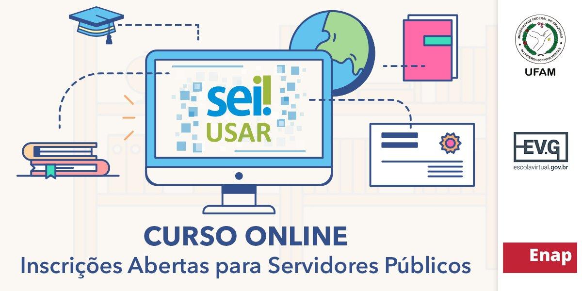 ENAP disponibiliza curso sobre o Sistema Eletrônico de Informações - SEI